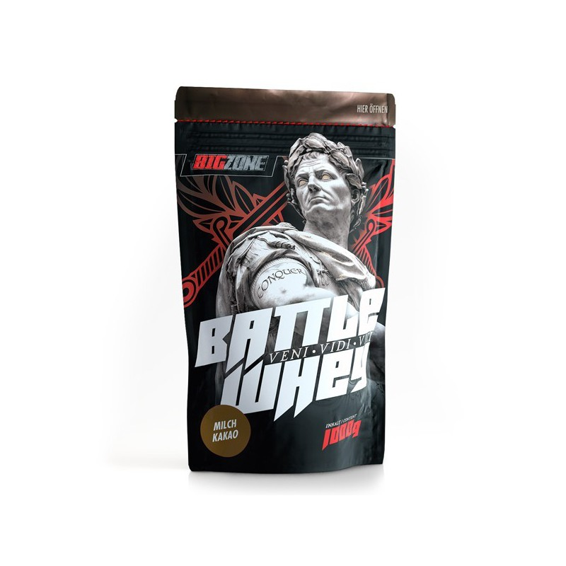 Big Zone - Battle Whey, 1000g