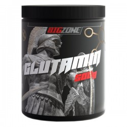 Big Zone - Glutamin, 500g