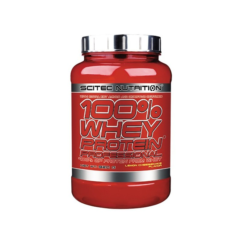 Scitec Nutrition - Professional Whey Protein, 920g